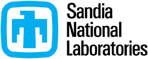 Sandia National Labs blue