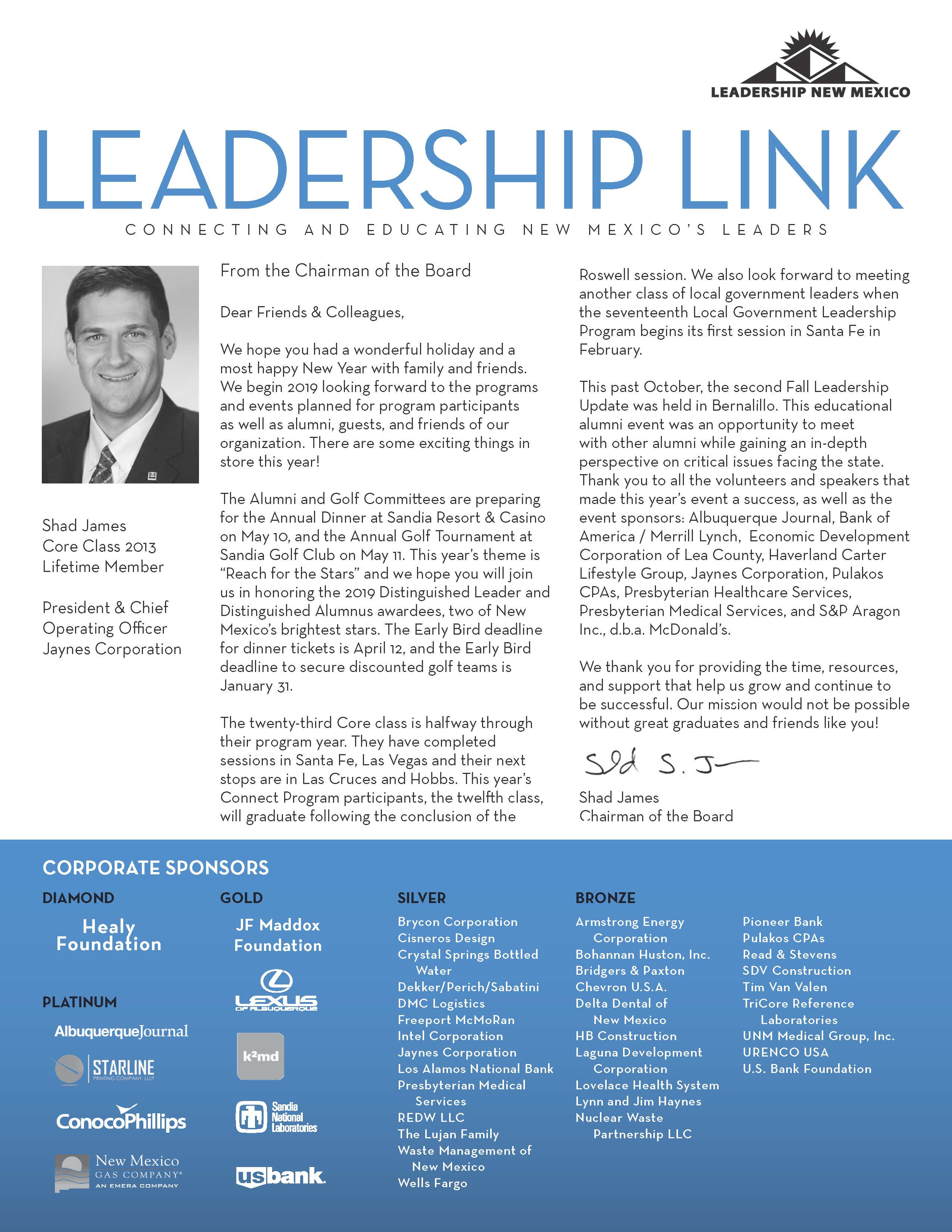 Winter Newsletter 2019 FINAL_Page_1 - Leadership New Mexico